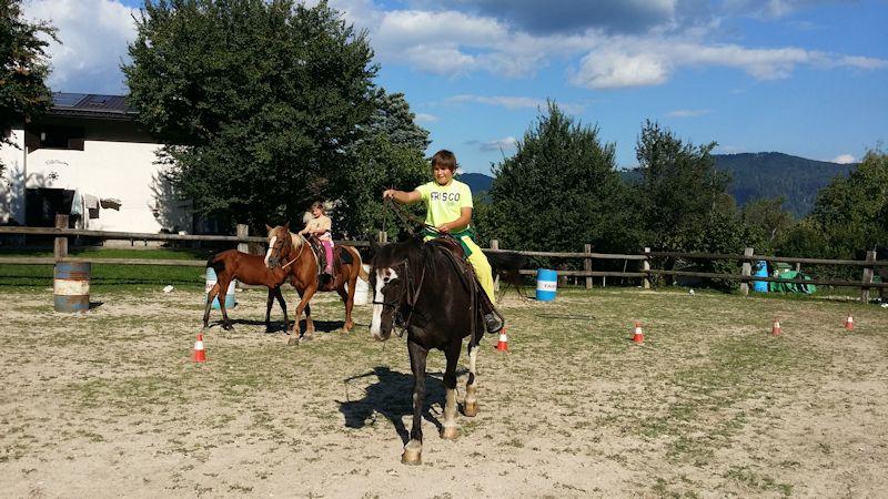Uscite a cavallo